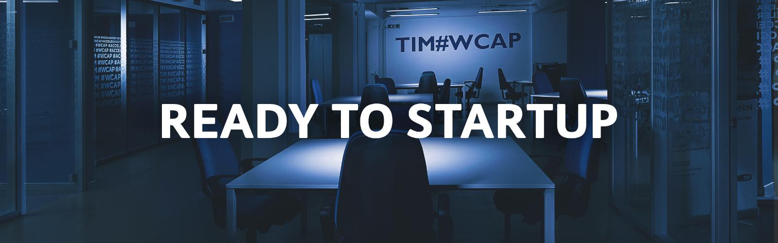 ready ti start up TIMWCAP2016